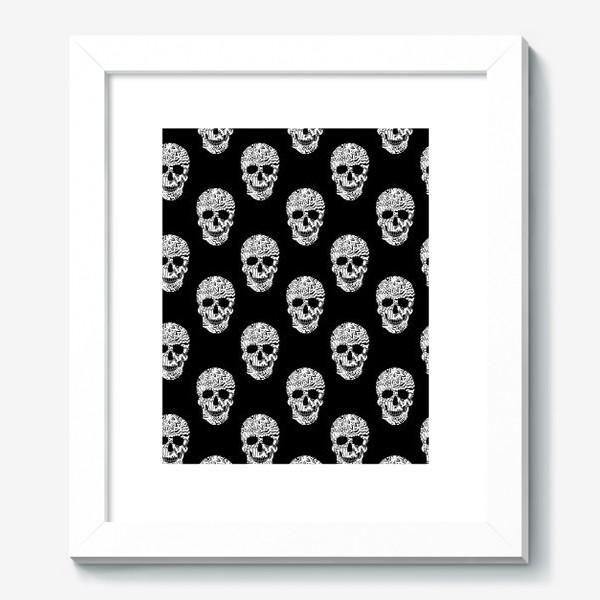 Картина «Little White Skulls»