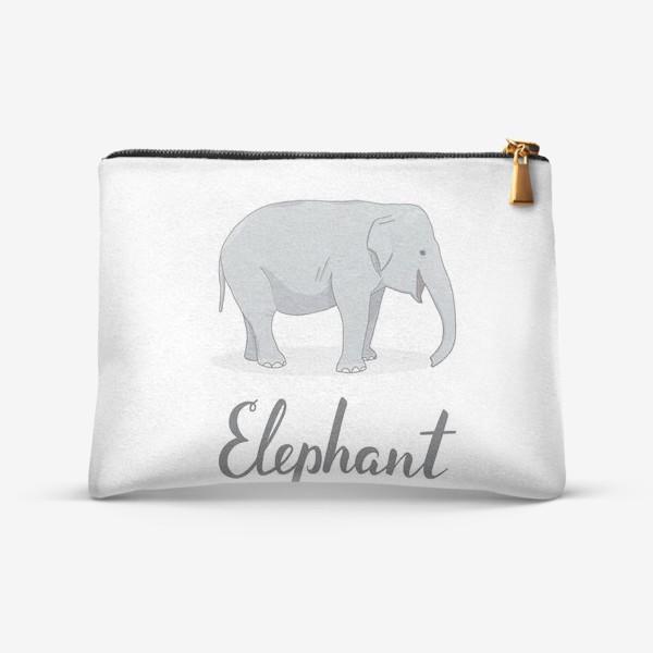 Косметичка «Довольный слон»