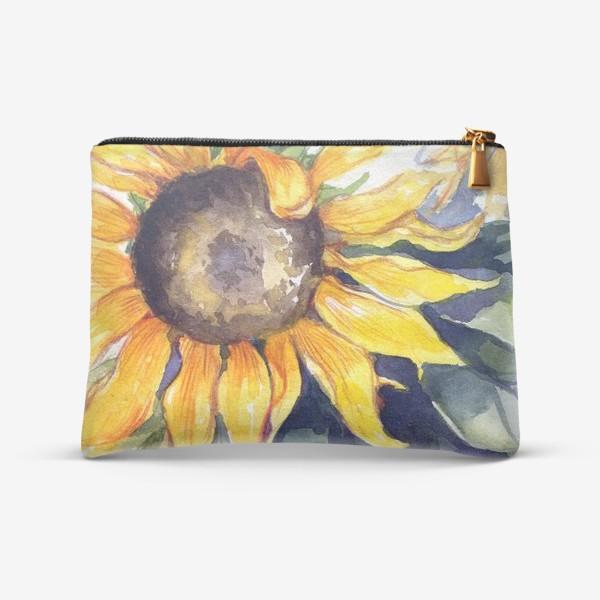 Косметичка «Sunflowers»