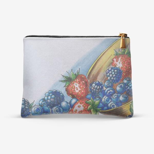 Косметичка «фрукты»