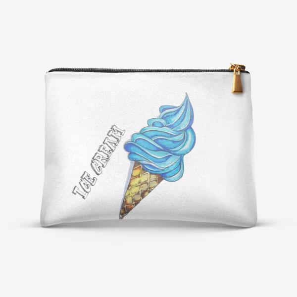 Косметичка «мороженое»