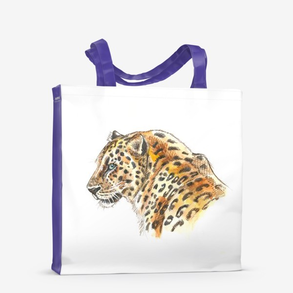 Сумка-шоппер «Leopard»