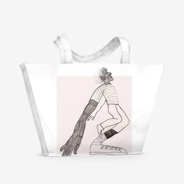 Пляжная сумка «Up!»