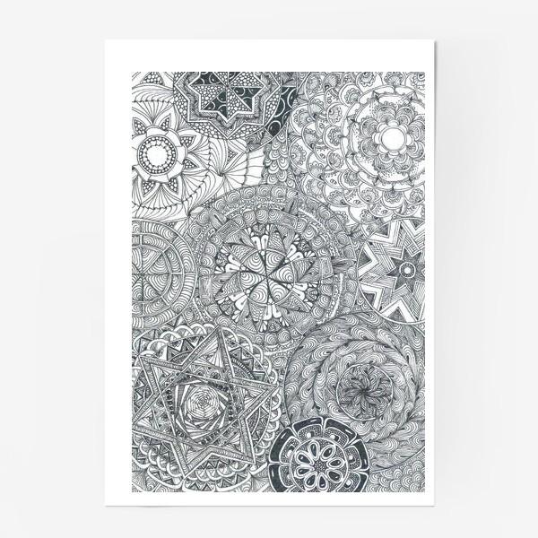Постер «Мандалы»