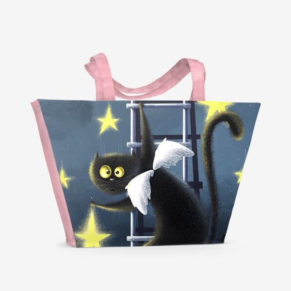 Пляжная сумка «Проныра»