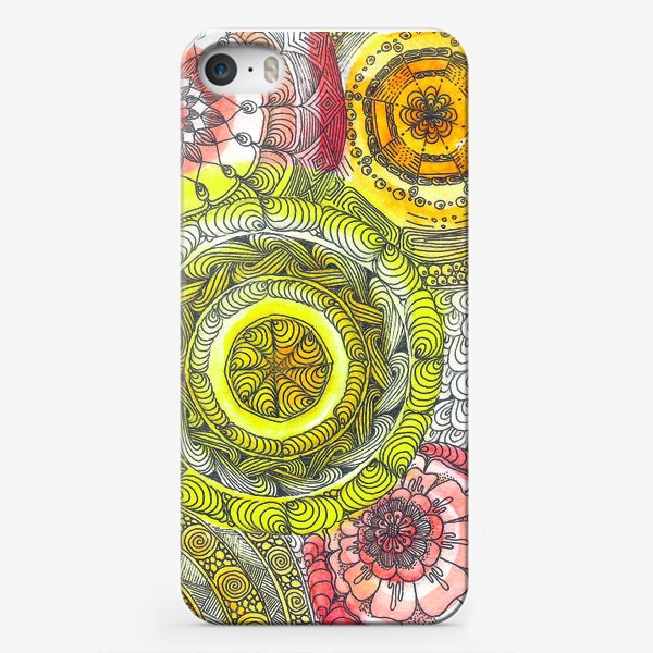 Чехол iPhone «Осеннее настроение»
