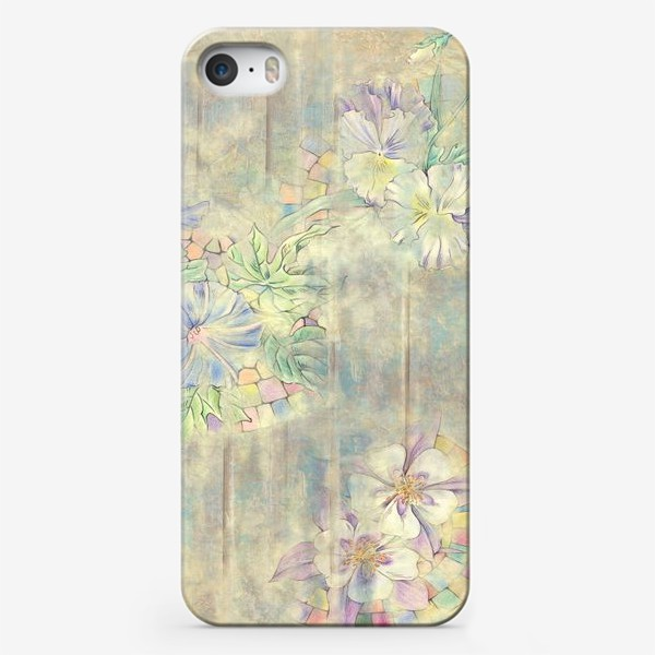 Чехол iPhone «Старая стена»