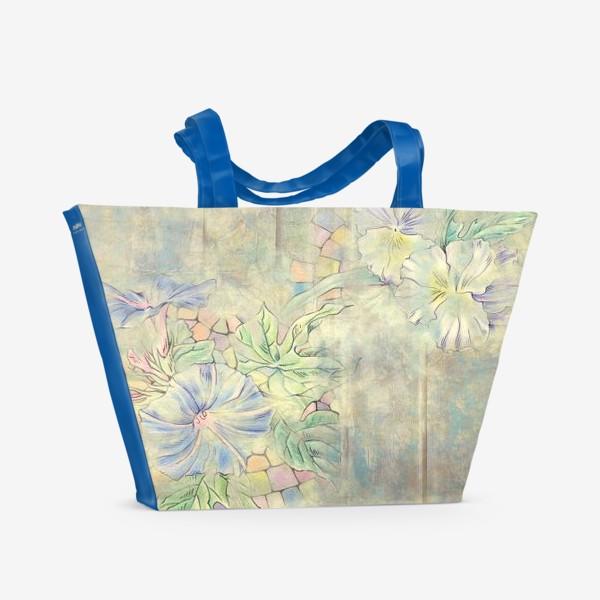 Пляжная сумка «Старая стена»