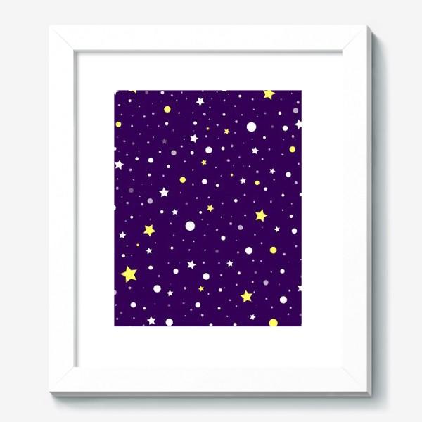 Картина «Звездное небо»