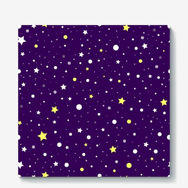 Холст «Звездное небо»