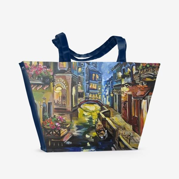 Пляжная сумка «венеция»