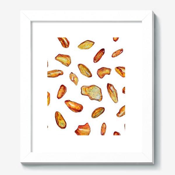 Картина «Янтарь ( amber)»