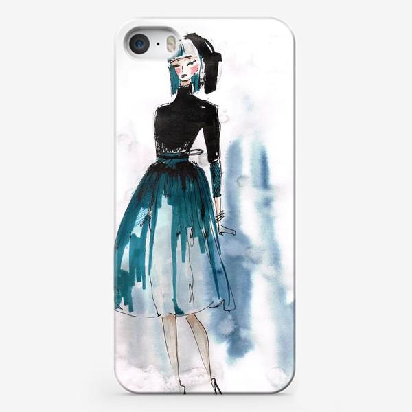 Чехол iPhone «Fi»