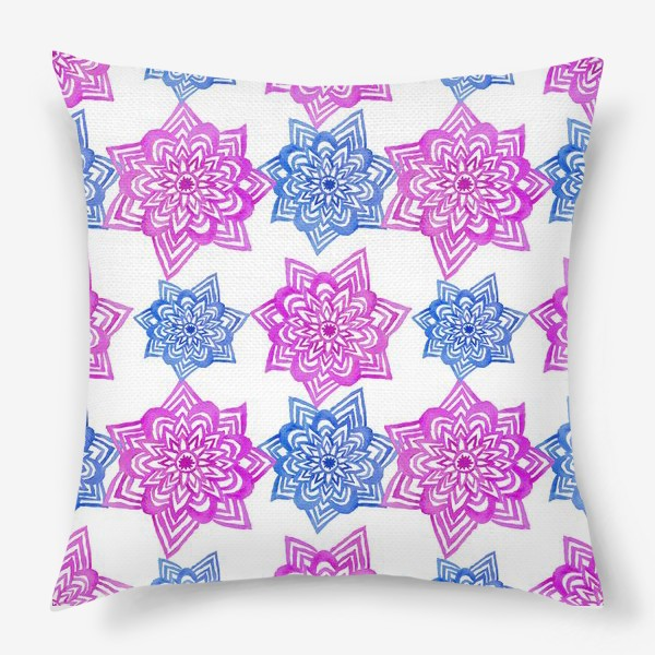 Подушка «Pink Blue»
