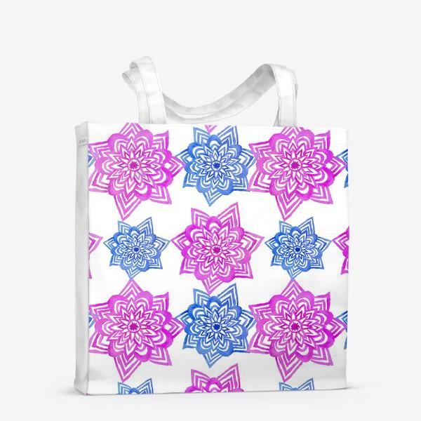 Сумка-шоппер «Pink Blue»