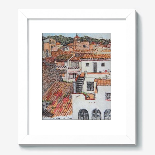 Картина «Tossa de Mar»