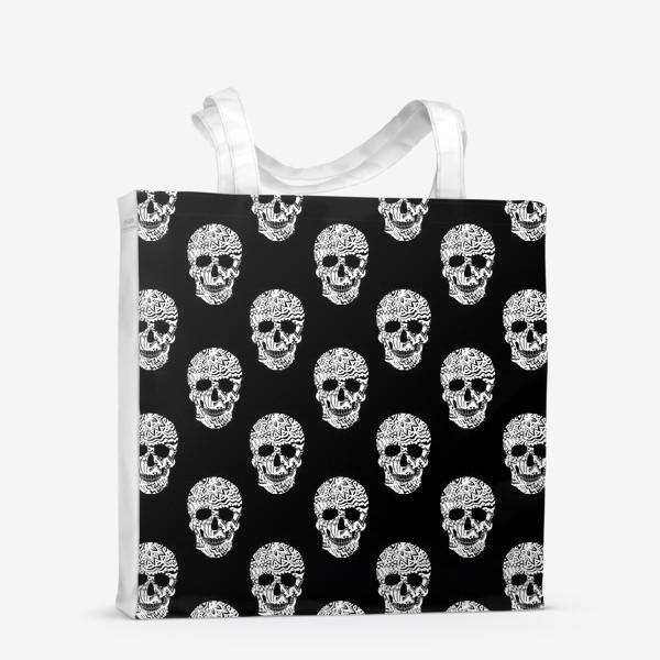 Сумка-шоппер «Little White Skulls»