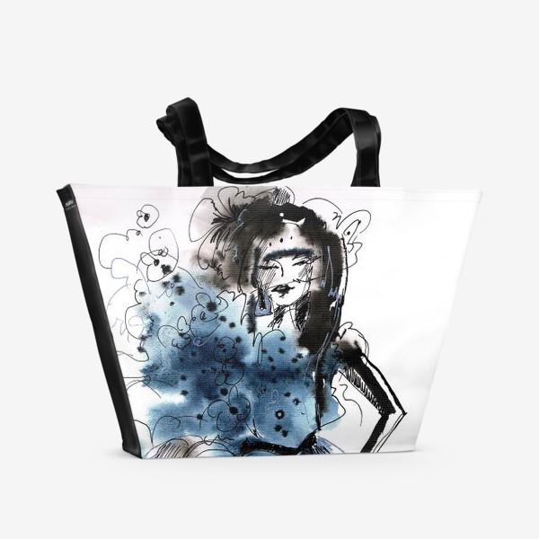 Пляжная сумка «Fi»