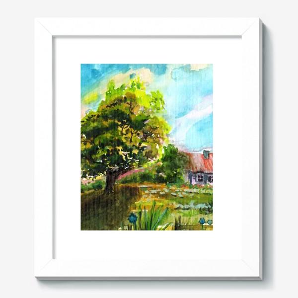 Картина «Летний Дом»