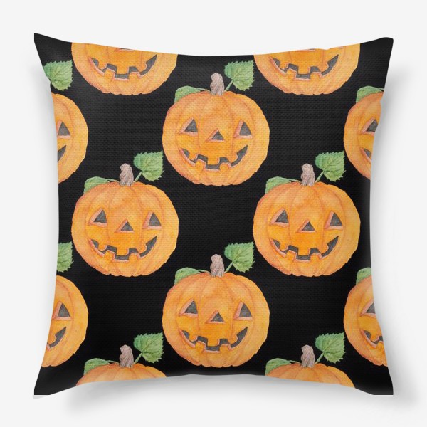 Подушка «Pumpkins»