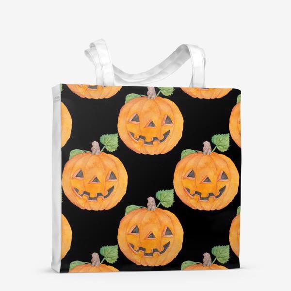 Сумка-шоппер «Pumpkins»