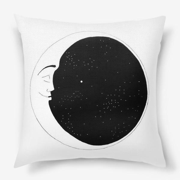 Подушка «месяц»