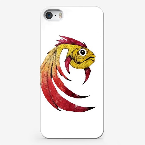 Чехол iPhone «FISH»