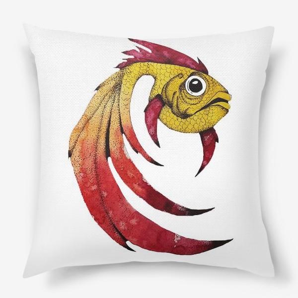 Подушка «FISH»