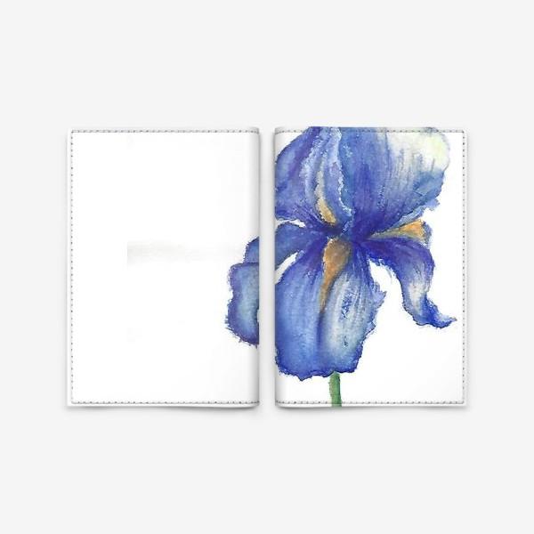 Обложка для паспорта «Голубые небеса»