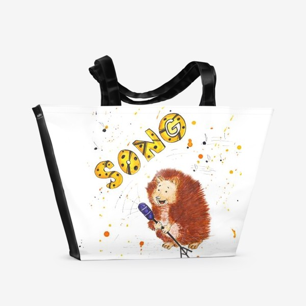Пляжная сумка «Song»
