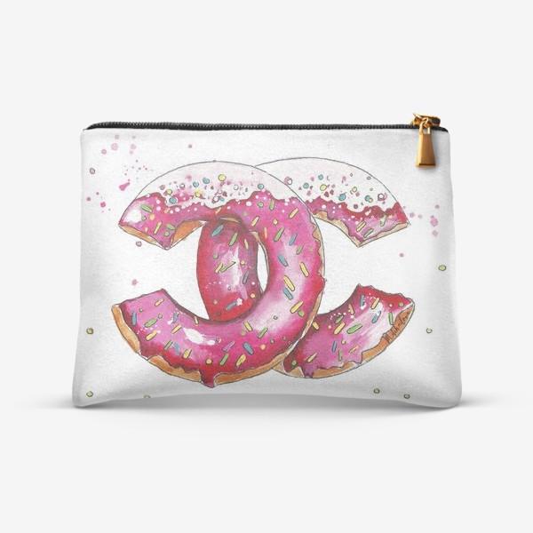 Косметичка «donuts chanel»