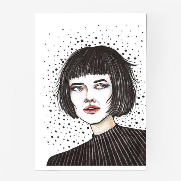 Постер «Black Snow»
