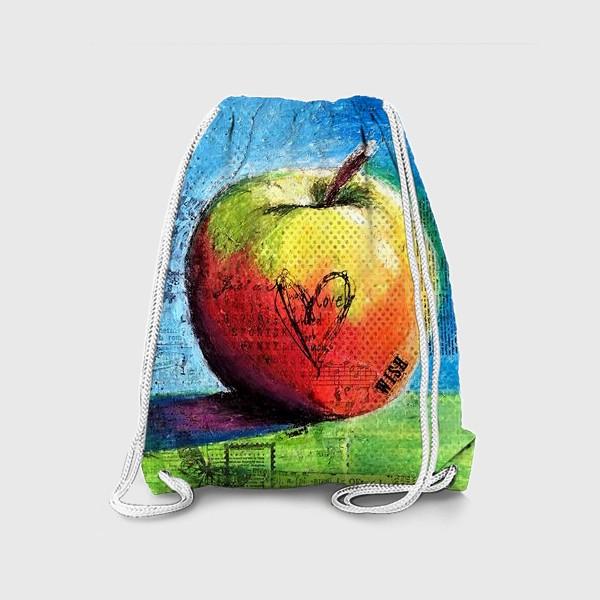 Рюкзак «Яблочное яблоко»