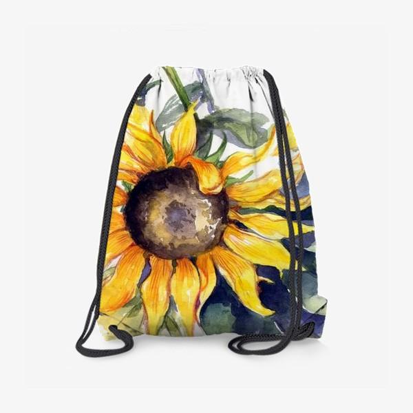 Рюкзак «Sunflowers»
