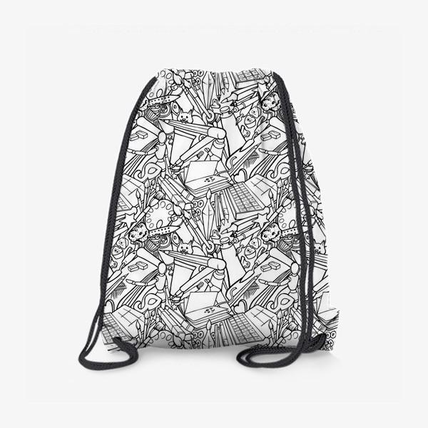 Рюкзак «Рай художника»