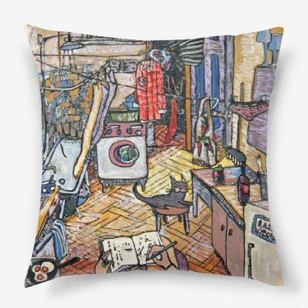 Подушка «На кухне»