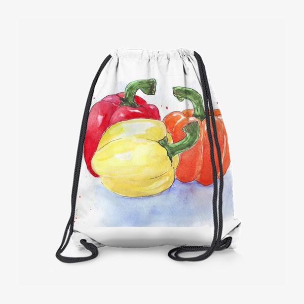 Рюкзак «Яркие перцы»