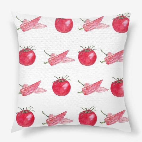 Подушка «овощное танго»