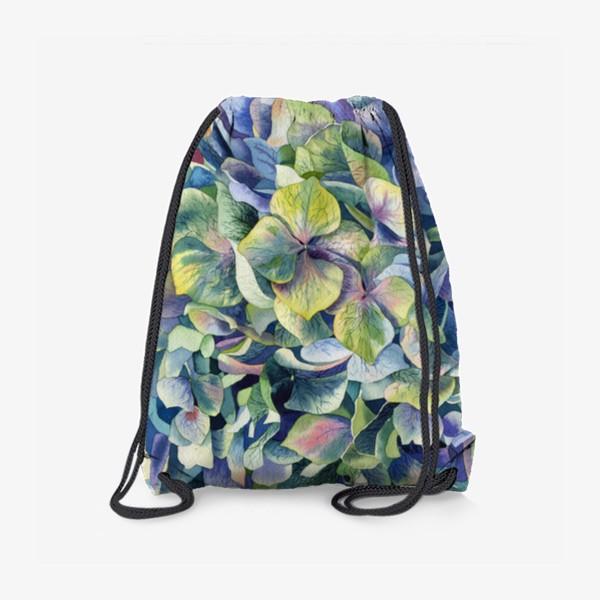 Рюкзак «Лесная гортензия»