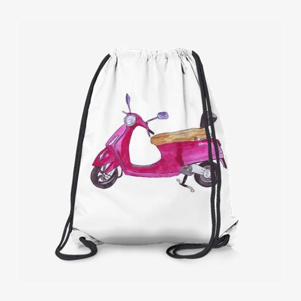 Рюкзак «итальянский стиль»