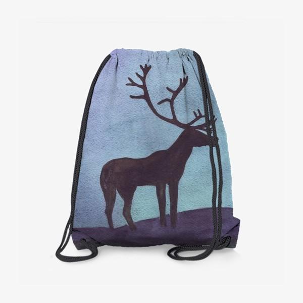 Рюкзак «Олень»