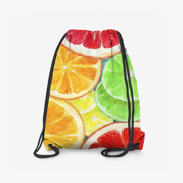 Рюкзак «Сочные цитрусы»