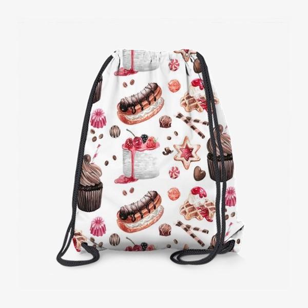 Рюкзак «Сладости2»