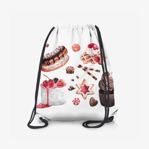Рюкзак «Сладости»