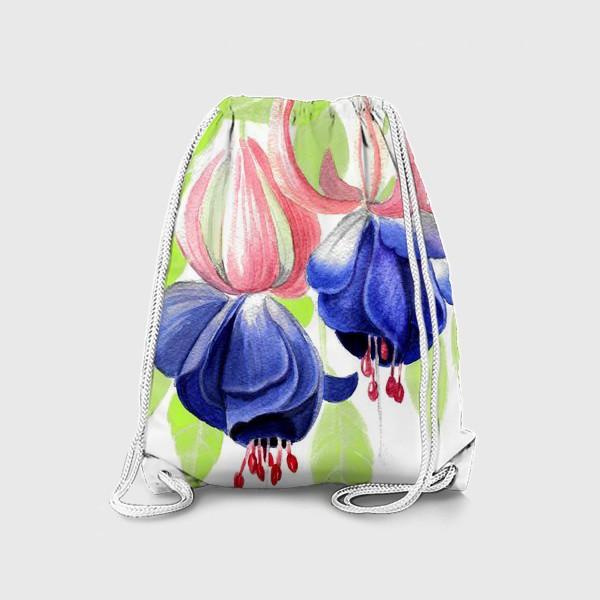 Рюкзак «Комнатные цветы»