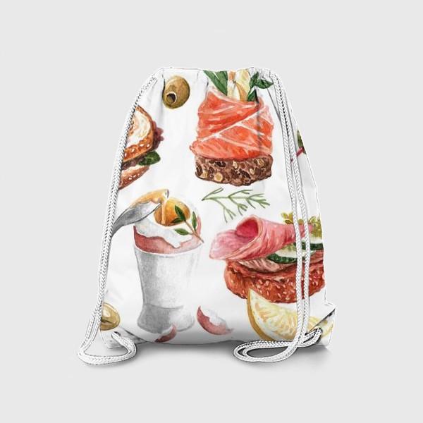 Рюкзак «Завтрак»