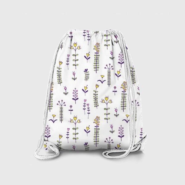 Рюкзак «Милые цветочки»