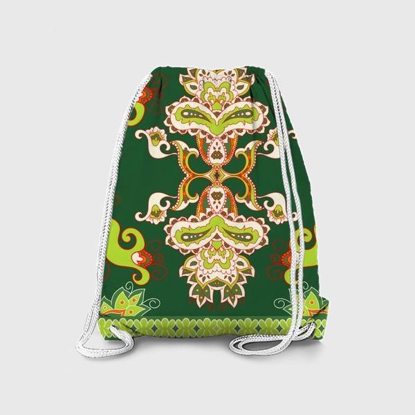 Рюкзак «Индийский бохо узор»