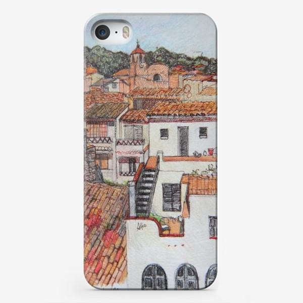 Чехол iPhone «Tossa de Mar»