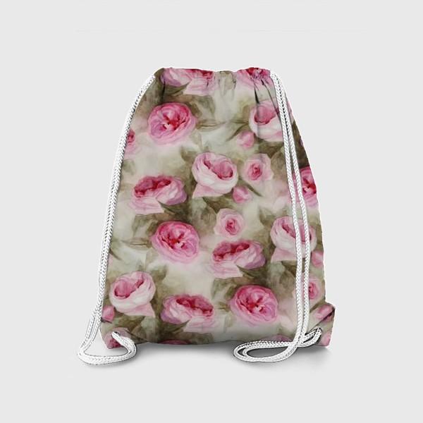 Рюкзак «Розы. Романтика.»